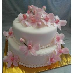Свадебный торт Очарование: заказать, доставка