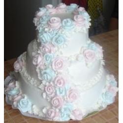 Свадебный торт Элеонора: заказать, доставка