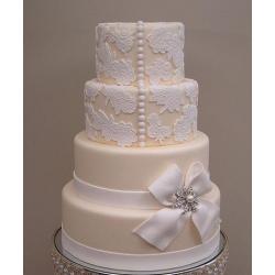 Свадебный торт Ариадна: заказать, доставка