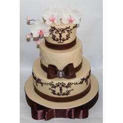 Свадебный торт Великолепие: заказать, доставка