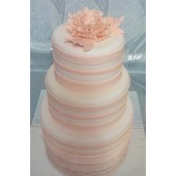 Свадебный торт Андалузский абрикос: заказать, доставка
