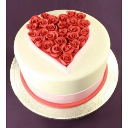 Торт на заказ Любовь везде