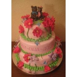 Свадебный торт Барбадос: заказать, доставка