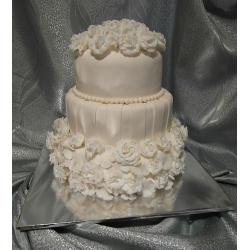 Свадебный торт Вирджиния: заказать, доставка