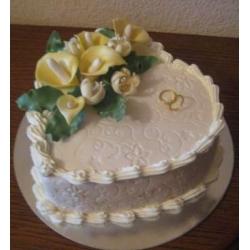 Свадебный торт Сказка: заказать, доставка