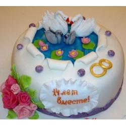 Торт на Агатовую свадьбу-14: заказать, доставка