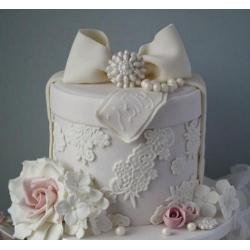 Свадебный торт Адель: заказать, доставка