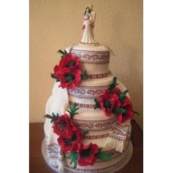 Свадебный торт Украина: заказать, доставка