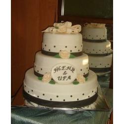 Свадебный торт Именной: заказать, доставка