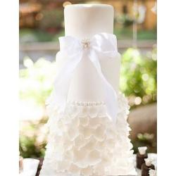 Свадебный торт Доминика: заказать, доставка