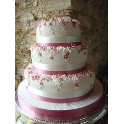 Свадебный торт Антуанетта: заказать, доставка