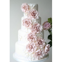 Свадебный торт Роза Венеции: заказать, доставка