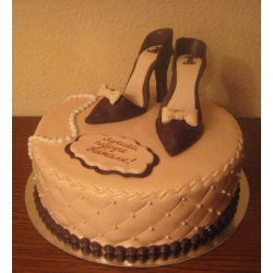 Торт на заказ Настоящая женщина