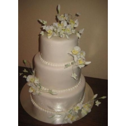 Свадебный торт Нежность ангела: заказать, доставка