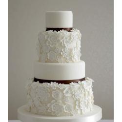 Свадебный торт Агнесса: заказать, доставка