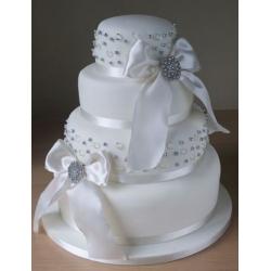Свадебный торт Торжество: заказать, доставка