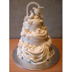 Свадебный торт Мария: заказать, доставка
