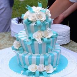 Свадебный торт Весеннее небо: заказать, доставка