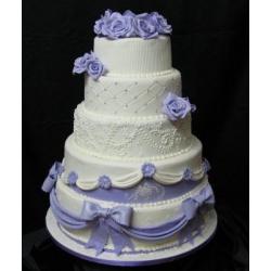 Свадебный торт Лютики: заказать, доставка