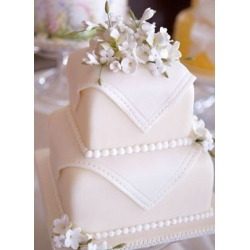 Свадебный торт Декаданс: заказать, доставка