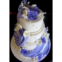 Свадебный торт Подарок судьбы: заказать, доставка