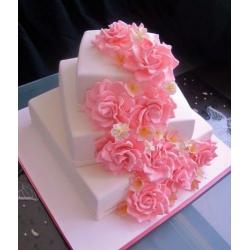 Свадебный торт Теана: заказать, доставка
