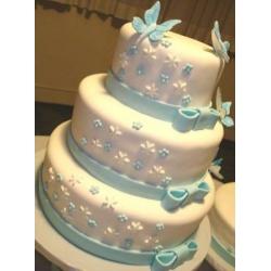 Свадебный торт Бабочки: заказать, доставка