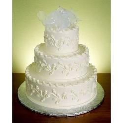 Свадебный торт Миракл: заказать, доставка