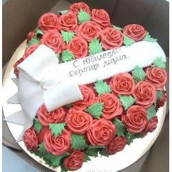 Торт на заказ Просто с любовью!