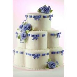 Свадебный торт Незабудки: заказать, доставка