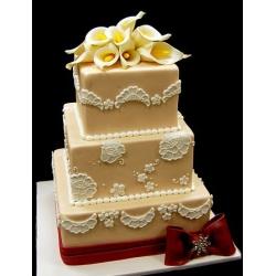 Свадебный торт Кьяра: заказать, доставка