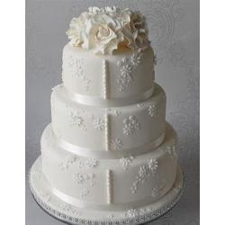 Свадебный торт Идеальные чувства