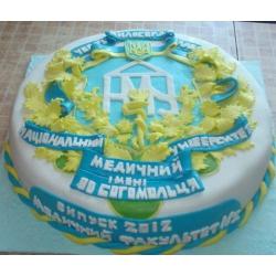 Торт Медицинский институт им. Богомольца
