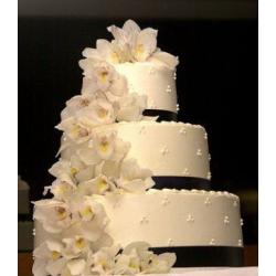 Свадебный торт Лукреция: заказать, доставка