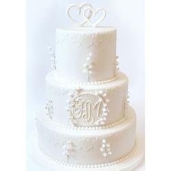 Свадебный торт Откровение: заказать, доставка
