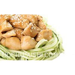 Курица в терияке соусе