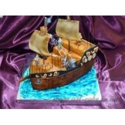 Корабль с пиратами: заказать, доставка