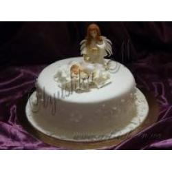 Торт малыш и ангел (фрагм.): заказать, доставка