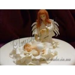 Торт малыш и ангел: заказать, доставка