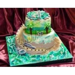 Торт три путешествия