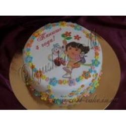 Фото торт Дора: заказать, доставка