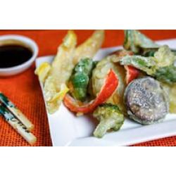 Овощи в темпуре