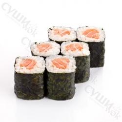 Острый ролл с лососем: заказать, доставка