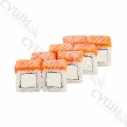 Ролл Филадельфия со сливочным сыром: заказать, доставка