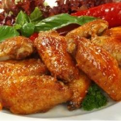 Куриные крылышки: заказать, доставка