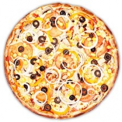 Пицца Вегетарианская                                                                       Ø40