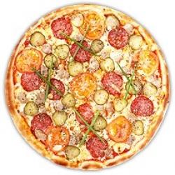Пицца Восточная красавица                                                                       Ø40