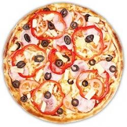 Пицца Джунгли                                                                       Ø40