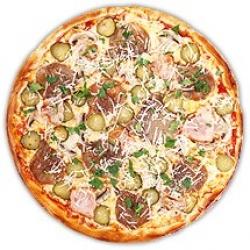 Пицца Застольная                                                                       Ø40
