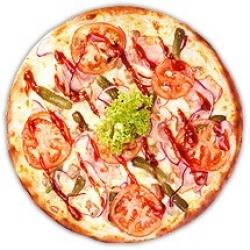 Пицца Корно Россо                                                                       Ø40